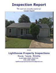 sample image of property inspection report